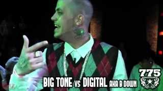 775 Battles | Big Tone vs. B. Down