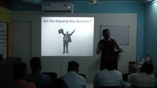 Business Seminar Pat 1 by Life Coach Kalpesh Desai