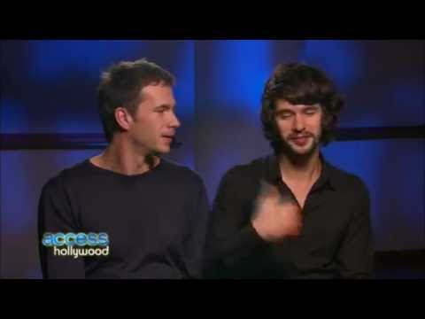 James D'Arcy - Ben and James have to name all the characters they play in 15 seconds.