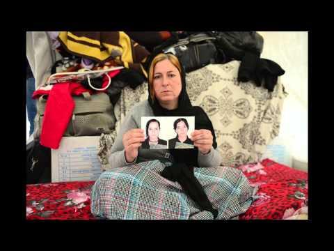 """Témoignages : """"Les femmes esclaves de l'Etat islamique"""" (Vidéo)"""