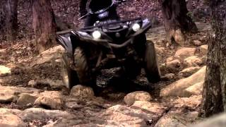 9. The All-New 2016 Yamaha Grizzly – On-Command®