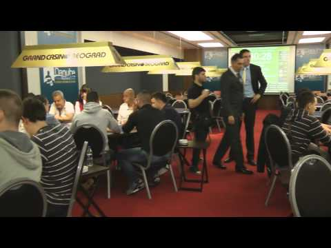 Danube Poker Masters 5: Main Event - Atmosfera - Finalnih 27_Legjobb pker videk