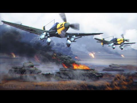 """Mis videos. """"Apoyo aéreo y la evolución del avión anti-tanque (1941-1945)"""""""