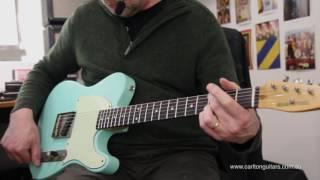Video Carlton Custom Guitars: ESQUIRE Recyclecaster MP3, 3GP, MP4, WEBM, AVI, FLV Juni 2018