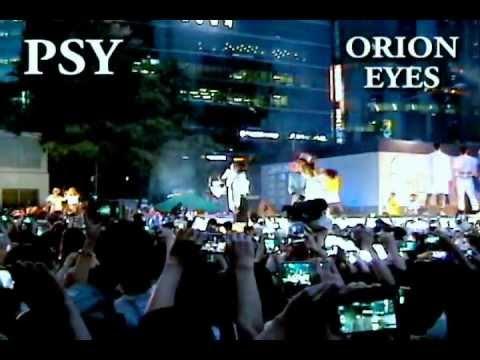 PSY  GANGNAM STYLE [ GANGNAM STATION ]