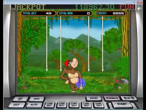 Игровые автоматы вулкан бесплатная игра без регистрации в обезьянки