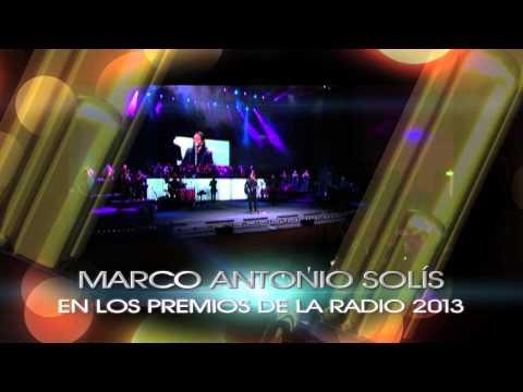 Marco Antonio Solis en Premios de la Radio 2013 - Thumbnail