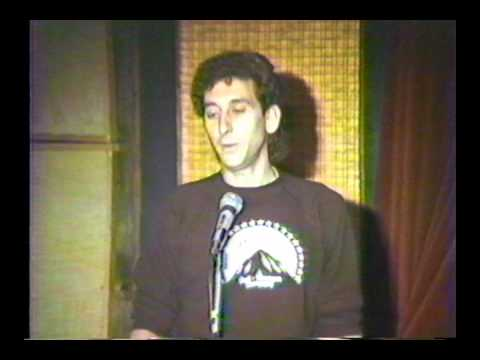ROFL, 80s Comedy Show! Marty Levingstein at the Natural Fudge Cafe 11-16-1985