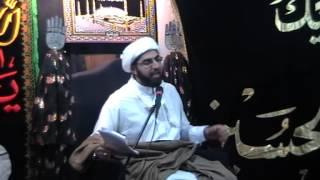 02 - Sheikh Muhammed Reza Tajri 2nd Muharram 1436 Jafaria Foundation, Dalkeith