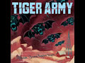 Tiger Army – Track 11 - Where The Moss Slowly Grows