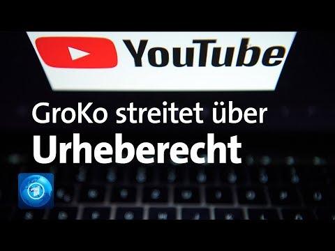 Urheberrecht im Internet: Große Koalition streitet üb ...
