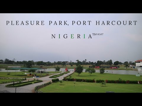 PLEASURE PARK, PORT HARCOURT VLOG WITH TOCHI MARYANN