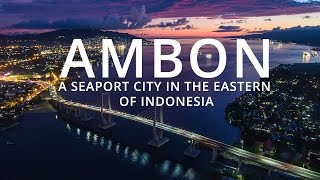 Ambon Indonesia  city photos gallery : Ambon | Drone Indonesia - DJI Phantom 4 (4K)