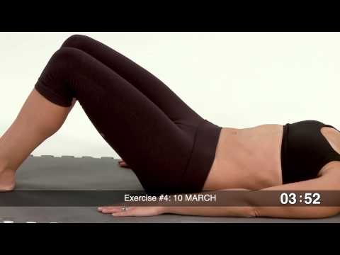 Postnatal Core Workout for 6+ weeks Postpartum- includes modifications for Diastasis Recti