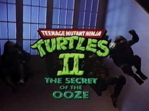Teenage Mutant Ninja Turtles II: Behind the Shells (TV special, 1991)