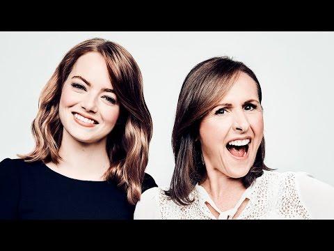 Emma Stone & Molly Shannon - Actors on Actors - Full Conversation