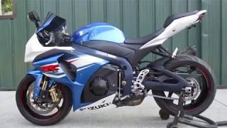 10. FOR SALE 2012 SUZUKI GSXR 1000 SUPER LOW MILES $7550