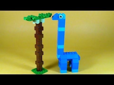 Vidéo LEGO Classic 10664 : Ensemble XXL de briques LEGO