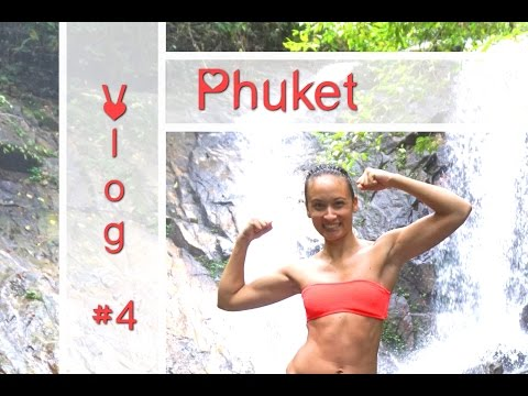 Follow me around – Vlog 4 Thailand – Phuket – Arinara Resort – Leg Day – Daniel erschrecken