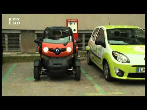 EKO utrinki - Električna mobilnost