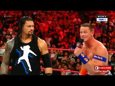 WWE 21 August 2017 Monday Night Raw