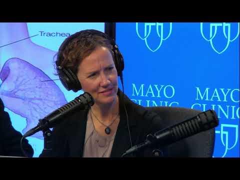 Vocal cord paralysis: Mayo Clinic Radio
