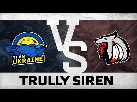 WATCH FIRST: Trully Siren - Team Ukraine vs Comanche @ WESG Grand Final