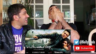 Video Vishwaroopam Trailer Reaction - Review | Kamal Hassan, Pooja Kumar, Rahul Bose MP3, 3GP, MP4, WEBM, AVI, FLV Juni 2018