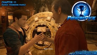 Uncharted 4: A Thief's End - All Puzzle Solutions