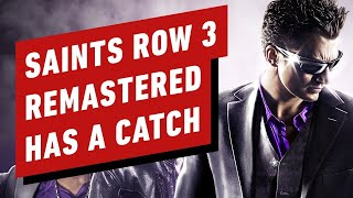 Saints Row 3 Remastered Has a Catch by IGN