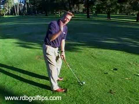 Start your Golf swing right—The Takeaway