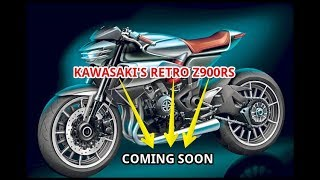 10. Coming Soon Kawasaki's Retro Z900RS – With Supercharged Models To Follow