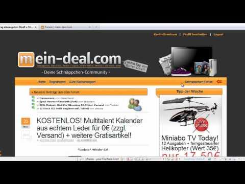 mein-deal.com - Vorstellung by ThatGuy