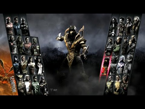 Injustice: Gods Among Us Arcade #28 - Scorpion