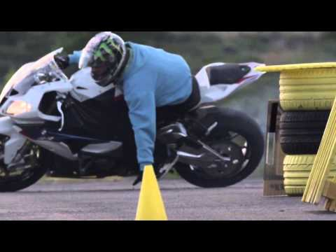 bmw s1000rr drift show