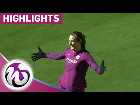 FA WSL Goals & Highlights | Reading 2-5 Man City
