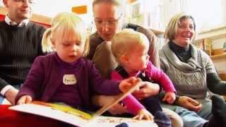 """Lesestart - Drei Meilensteine für das Lesen"""" in den Bibliotheken"""
