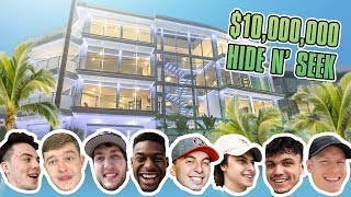 Video HIDE AND SEEK IN $10 MILLION MANSION w/ FaZe Clan MP3, 3GP, MP4, WEBM, AVI, FLV Maret 2019