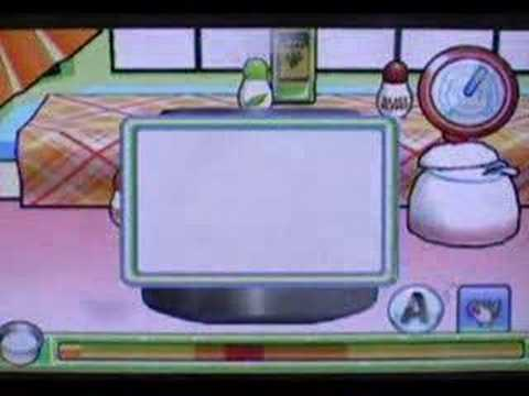 Cooking Mama Cook Off (Wii) - Sushi - Gold Medal