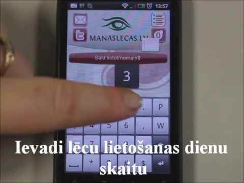Video of manaslecas.lv