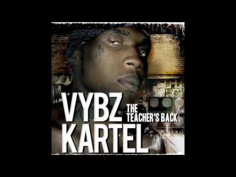 Vybz Kartel - The Teacher's Back (2008) [Full Album]