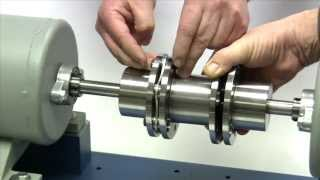 Lovejoy SX Style Disc Coupling Installation Instructions