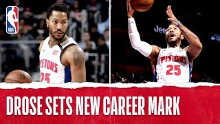 Career-High 20+ Points in 11 Consecutive Games by NBA