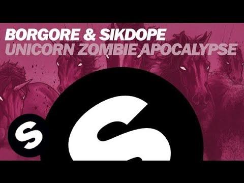 Borgore y Sikdope - Unicorn Zombie Apocalypse