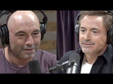 Why Robert Downey Jr  Likes Losing His Eyesight | Joe Rogan