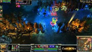 (HD078) Warkdemon PoV rammus -Part1- League Of Legends Replay [FR]