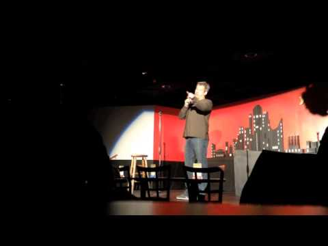 Stanford's Comedy Club (10/21)