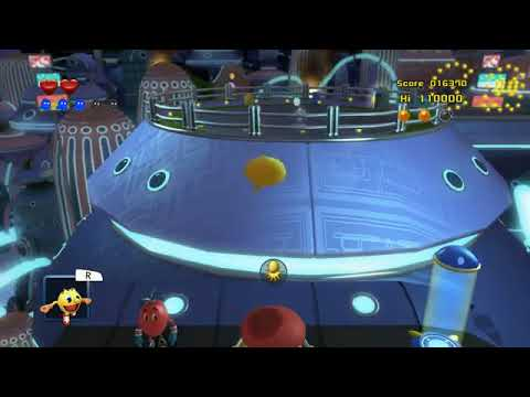 PacMan and the Ghostly Adventures 2 Episode 5 Ghost Dance Party in the City