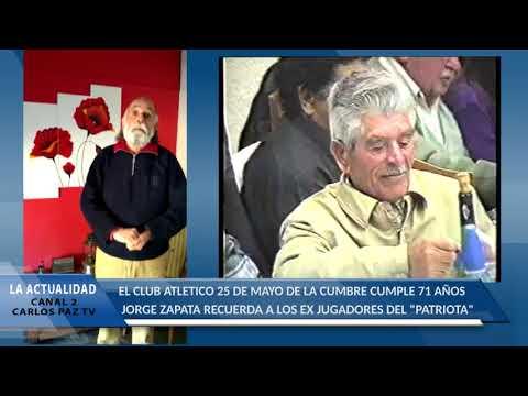 FELICIDADES CLUB ATLETICO 25 DE MAYO: EL CLUB 25 DE MAYO CUMPLE 71 AÑOS