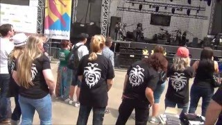 Video Černobílej svět (Vysočina fest 2015)